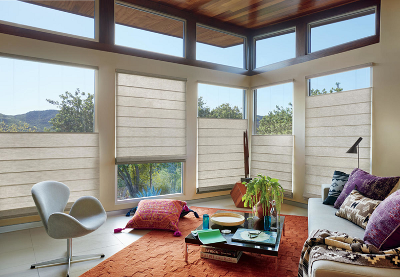 Bring Beauty And Benefits To Your Home With Hunter Douglas Shades