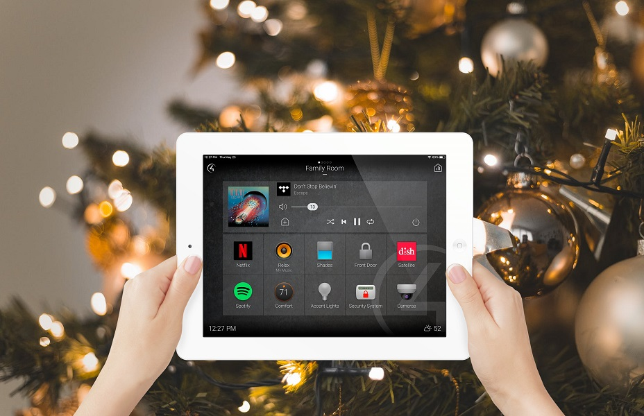 Ring in The Holidays Brighter with Whole-Home Audio