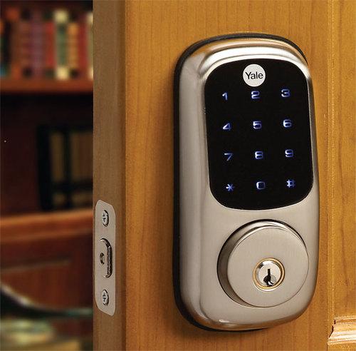 Smart Locks Save The Day
