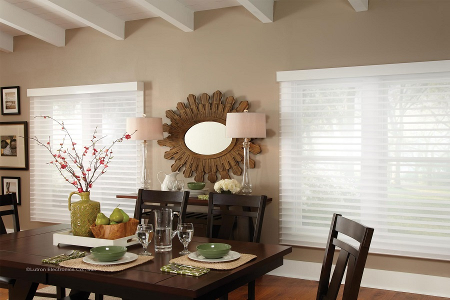 ATTRACT MORE UPSCALE BUYERS WITH AUTOMATED BLINDS